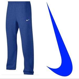 Nike Pants - BIG MENS NIKE FLEECE CLUB SWEATPANTS